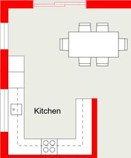 2d floor plans customize your floor plans roomsketcher for Floor plans you can edit