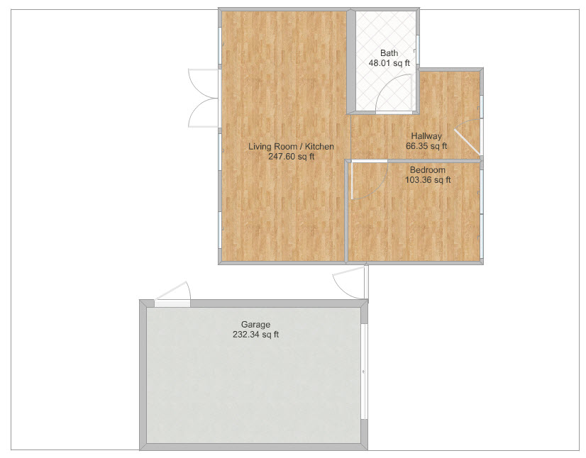 Create a 2d site plan web roomsketcher help center for Website to help design a room