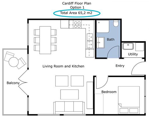 Overview Measurements On Floor Plans App