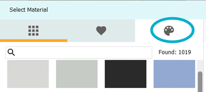 To Use A Custom Paint Color Click The Palette