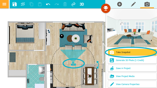 Overview add furniture to your projects app for 3d floor plan app
