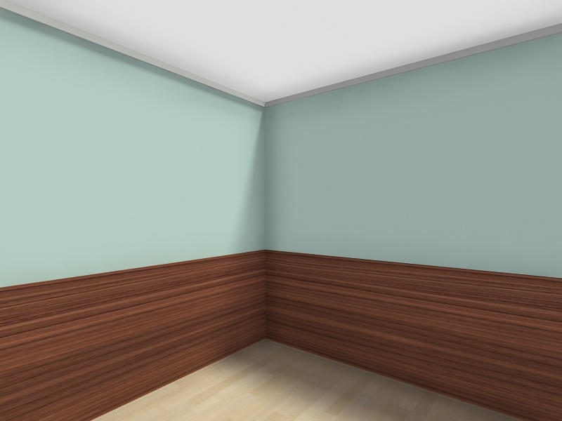 Chair Rail Orientation Part - 43: Use The Camera Tool On Your Floor Plan To Take A Snapshot To Confirm That  Your Wainscot Panels Are Placed Correctly The Wall.