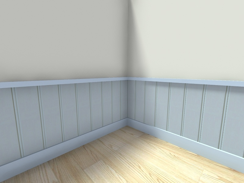 Create A Wainscot Web RoomSketcher Help Center - Floor dividers between rooms